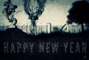 Happy New Year!! 進撃 2014