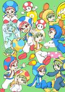 【MSSP】キノコ組【スーパーマリオ】