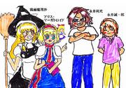 【企画】5LAYサポーターメンバー、ついにGLAYサポーターメンバーと遭遇!