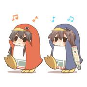 赤加賀ペンギン