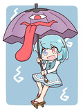 ターラッタラッタッタッタ♪小傘ちゃん