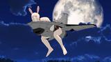 うさえもんの大冒険 第三話 「私は月へ帰らないと・・・」