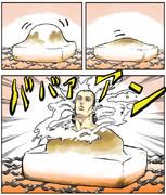 ジョジョの奇妙なお餅