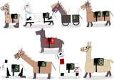 馬の耳に念仏、馬耳東風…古来より馬は聞く耳を持たない
