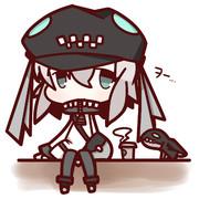 私服ヲ級ちゃん