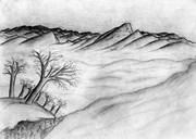 とある雪山の中腹