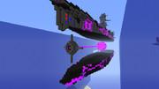【MineCraft】黒の艦隊旗艦~コンゴウ~【超重力砲調整中】