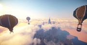 【Minecraft】空の旅 -Retea-