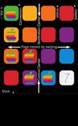 [3.5インチ]iOS7壁紙2