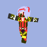 【Minecraft】バンギススキン見本【MH4】