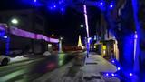 鹿角花輪駅前 winter illumination 2014 Ⅱ