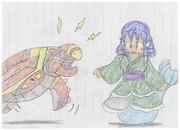 わかさぎ姫のギョギョっと水族館ZONE16