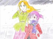命と萌黄7(オリジナル子)
