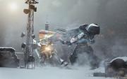 北欧戦特殊部隊ジム寒冷地仕様VSハイゴッグ