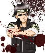 【※顔・服装捏造流血注意】友人のリクで新参兵描いてみた