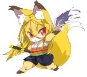 ケモ狐ファイヤー