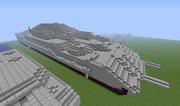 【Minecraft】陸上巡洋艦作ってみた【東ノ国株式会社】