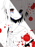 魔法少女の絶望の涙