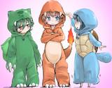 幼女御三家