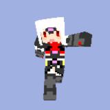 【Minecraft】ジンオウガ亜種 見本【MH4】