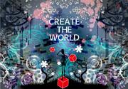 【オリジナル&二次創作】イメージコラージュ『Create the world』4
