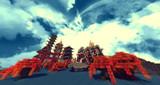 Minecraft風景3
