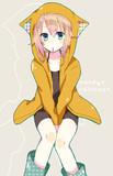 candy×raincoat