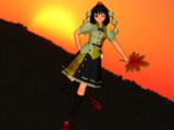 【MMD】Aya【射命丸文】