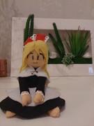 上海人形作ったよ!