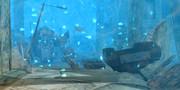 水底に眠る街