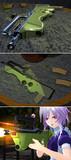 【MMD】オリジナル アサルト・ライフル モデル【配布】