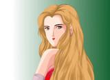貴族の女性
