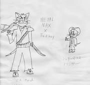 トムとジェリー メタルマックス風