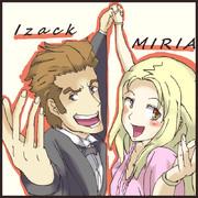 アイザック&ミリア