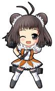 川内型軽巡洋艦3番艦 那珂・改二 「もっと可愛くなっちゃった!」