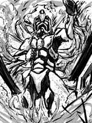 スイカ ウンザン ゴリアテ∴幻想郷崩壊 イメージボード「ウンザン」