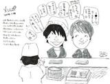 メシレポ 2014.1.14 寿司屋