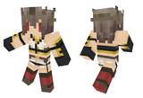 【Minecraft】長門スキン【艦隊これくしょん】