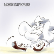 義足のモーゼス