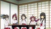 ここは「永水女子高校」控え室......のはずが。