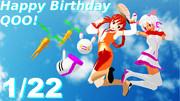 Happy Birthday QOO!
