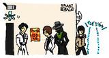 仮面ライダー鎧武 第十四話のワンシーン