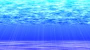 海の中を再現してみたかもしれない何か