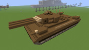 予算不足な陸上戦艦