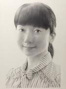 持田香織の肖像画