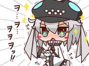 ヲ級ちゃん、間宮アイスを食す