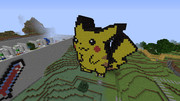 【Minecraft】雷獣【PVPstage】