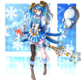 オリジナル魔法少女