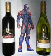 たまにはワインも呑んでたりもする