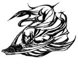 RPGツクールDSのモンスター描いた
